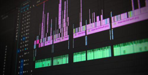Produzione audiovisiva